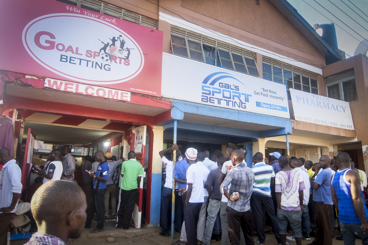 Lucky sports betting uganda elections bettingexpert storefront